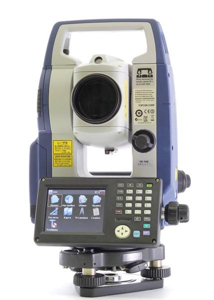 Электронный тахеометр Sokkia FX-102