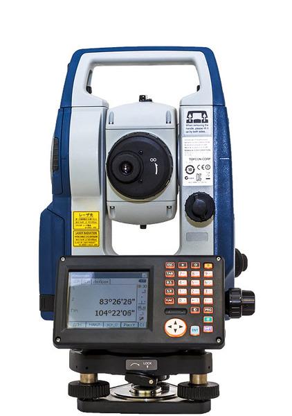 Электронный тахеометр Sokkia FX-105