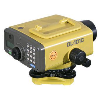 Электронный нивелир Topcon DL-102C