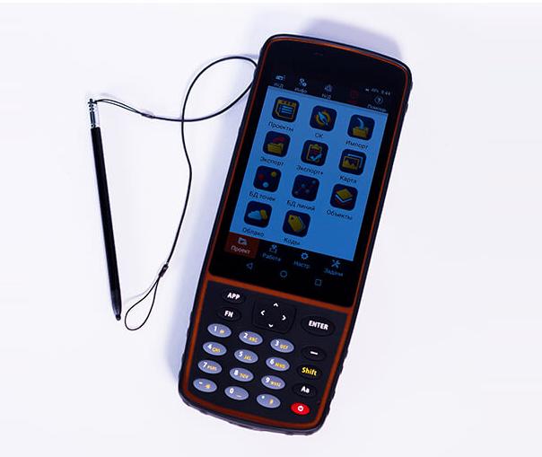 Контроллер PrinCE HCE320 (Android) полевой