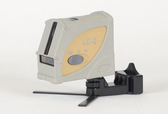 Лазерный построитель плоскости LC-2
