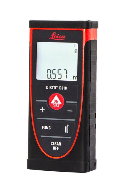 Лазерный дальномер Disto D210