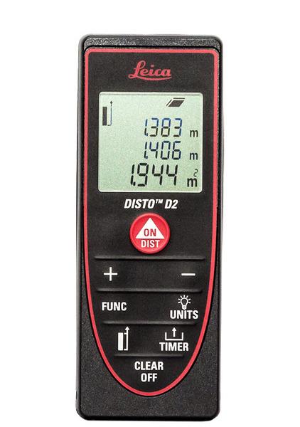 Лазерный дальномер Disto D2