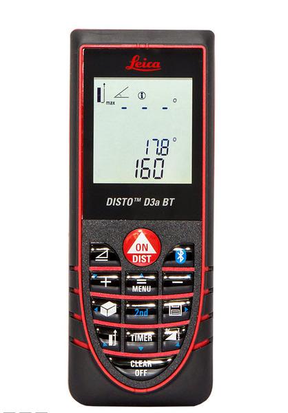 Лазерный дальномер Disto D3aBT