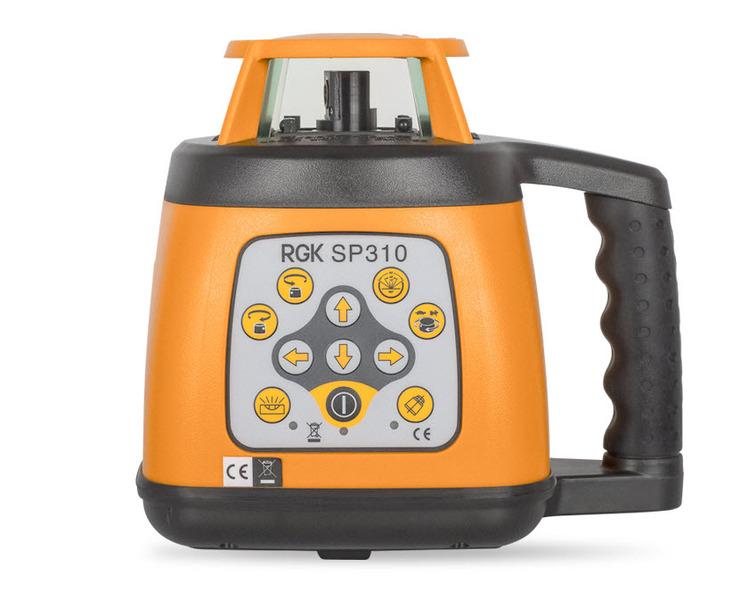 Лазерный нивелир RGK SP 310