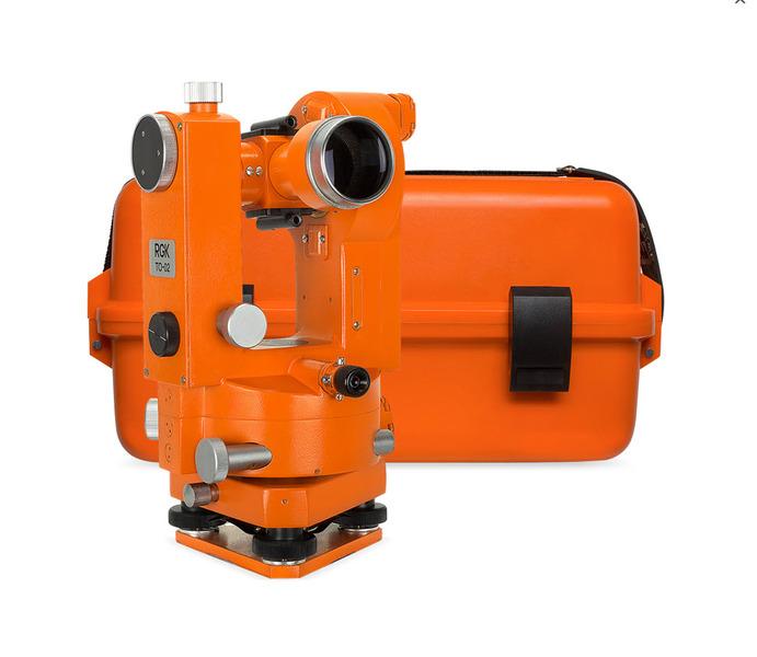Теодолит оптический RGK TО-02