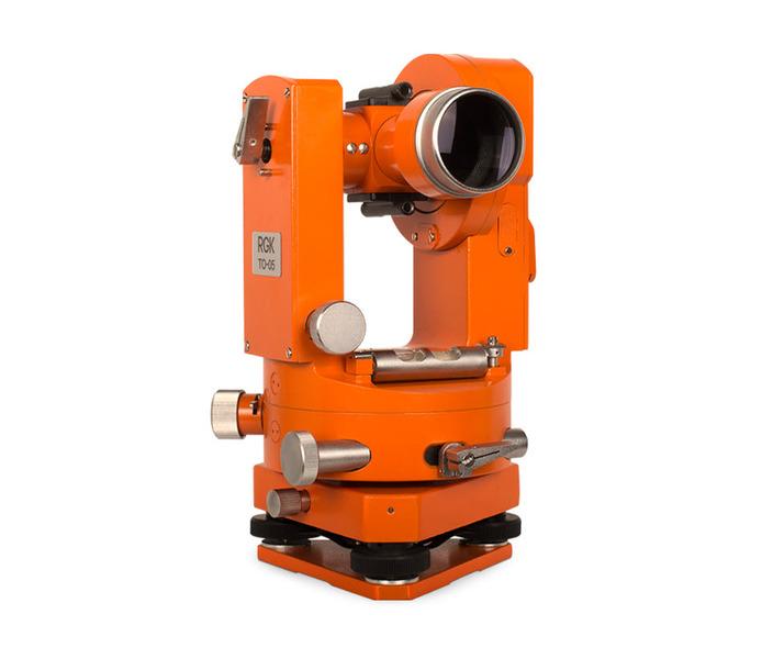 Теодолит оптический RGK TО-05