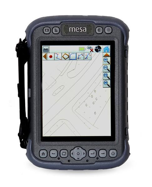 Полевой контроллер Sokkia Mesa