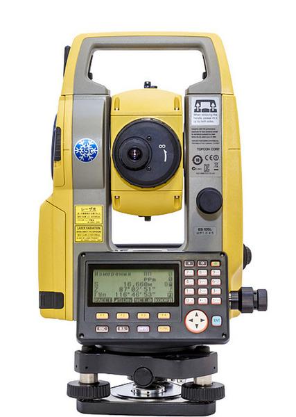 Электронный тахеометр Topcon ES-105L