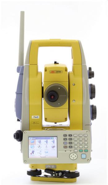 Роботизированный тахеометр Topcon IS-303