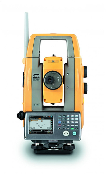 Роботизированный тахеометр Topcon PS-103