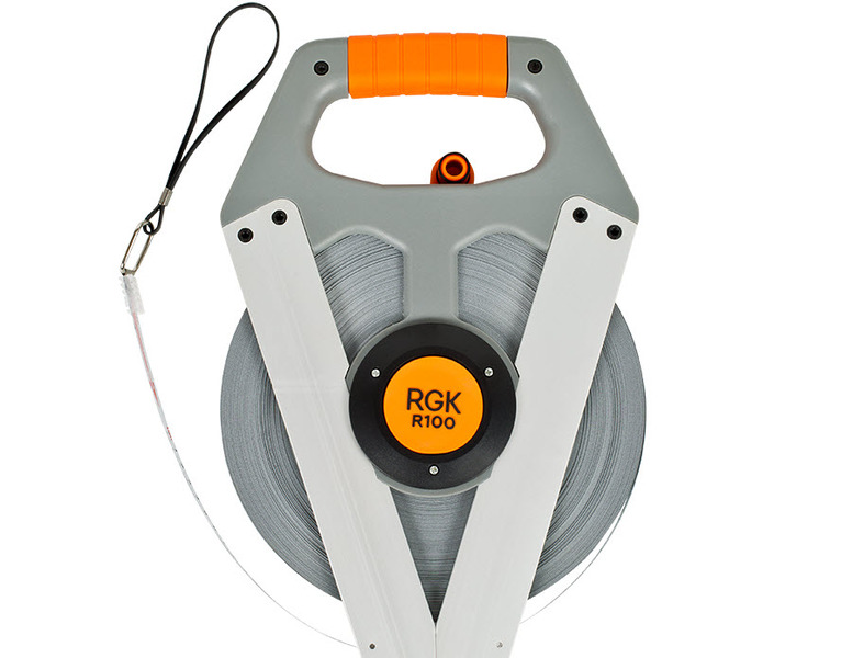 Измерительная рулетка RGK R100