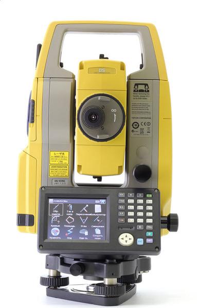 Электронный тахеометр Topcon DS-203i